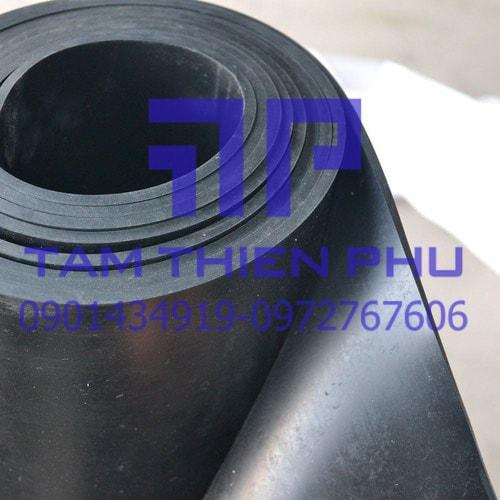 Cao su chống rung dày 5mm (5li)