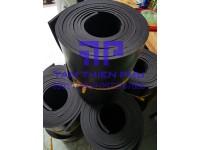 Cao su màu đen dày 5mm (5li)