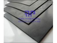 Cao su màu đen dày 10mm (10li)