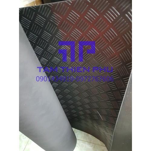 Tấm cao su chống trơn trượt 3ly (3li)