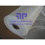 Cuộn silicon trắng dày 3mm