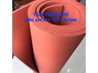 Cuộn silicon xốp đỏ dày 10mm