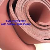 Cuộn silicon xốp đỏ dày 3mm