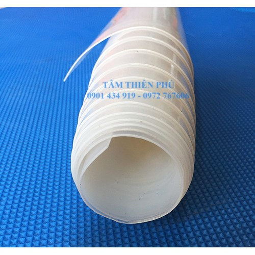 Silicone trắng 1mm