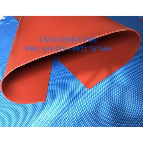 Gioăng silicon đỏ cứng chịu nhiệt độ cao