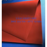 Cao su silicon đỏ