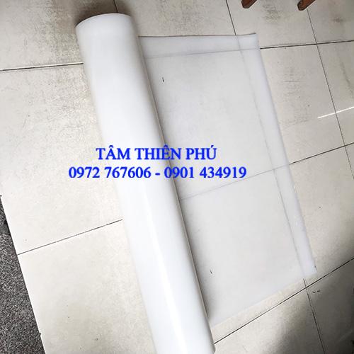 Cuộn silicone trắng chịu nhiệt tp.hcm