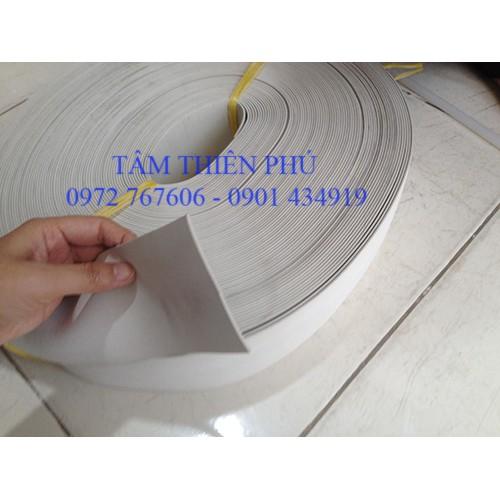 Cuộn mút eva màu trắng dày 5mm