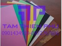 Mút eva nhiều màu sắc