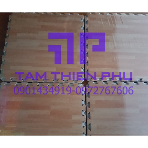 Thảm lót sàn vân gỗ