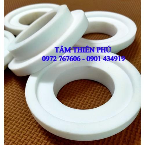 Gia công phớt nhựa teflon