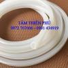 Gioăng silicone chữ e màu trắng